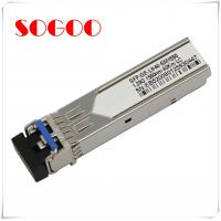 10G Bidi SFP Optical Module 10km T1270/R1330nm T1330/R1270nm 10G for sale
