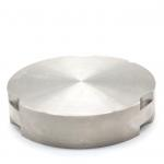 99.6% Min Titanium Disk Not Powder ASTM F67,ASTM F136 ASTM B381 Standard for sale