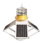 8NM Multi Color LED 5W Solar Powered Navigation Lights