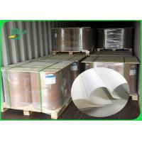 China 80gsm to 120gsm high bursting resistance UWF uncotated woodfree paper in reels for sale