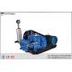 Horizontal Mud Pumps For Drilling Rigs , Single Acting Reciprocation Triplex Piston Pump for sale
