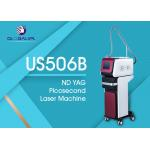1-15HZ Vacuum Weight Loss Machine / Picosecond Laser Machine 36*55*50cm for sale