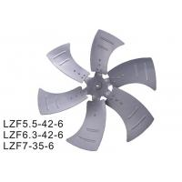 380V Industrial Air Conditioning Axial Fan Blade LZF Series 20000m³ / H Air Flow for sale