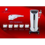 AC200-220V 3.2Mhz Hifu Machine Equipped 3 Heads For Effective Wrinkle Removal for sale