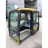 China Excavator Cabin OEM PC200-7 PC210-7 PC300-7 PC400-7 Operator Cab Assembly supplier