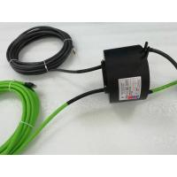 1000M Ethernet Slip Ring 38.1mm Through Bore Size 10m Cable Length For Amusement for sale