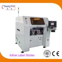 High Accuracy 0.05mm PCB Labeling Machine Automatic Sticker Machine for sale