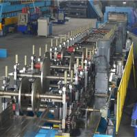 Automatic Size Adjustable Cable Tray Roll Forming Machine With Great Performance