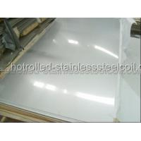 Thin 2mm 3mm Hot Rolled Stainless Steel Plate SS Sheet for refrigerator for sale
