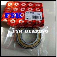 Brass Cage 20210- MK - C3 Single Row Spherical Barrel Roller Bearing MB , TVP Cage , ID 50mm