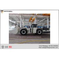 Easy Operation Electrical Underground Mining Loader 5-10T Capacity for sale