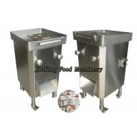 Healthy And Hygienic Industrial Meat Slicer , Small Size Fresh Beef Slicer Machine for sale