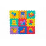 Kindergarten Children'S Jigsaw Floor Mats Animal Design Removable floor puzzle play alphabet mat for sale