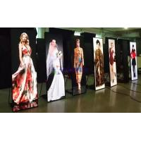 High Definition Poster Light Box Displays P2.571mm 1944x576x35mm for sale