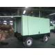 Energy Saving Portable Diesel Air Compressor Mobile Type 240KW 325HP AC 380V for sale