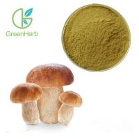 China GreenHerb Supply Natural Boletus Edulis Extract Polysaccharide 10%~50% for sale