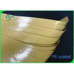 China 31 * 43 Inch 80gsm + 10g PE Coated Paper Oil - Proof For Wrapping Food for sale