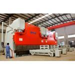 Electric Tandem Press Brake Synchronized , Steel Plate Bending Machine for sale