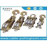 Snatch Steel Wire Rope Pulley Block