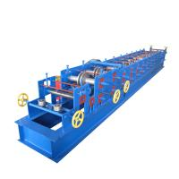 2-3mm Galvanized Strip CZ Purlin Machine With 11kw Power 12 Rows Of Rollers for sale