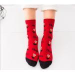 China OEM Design Unique Dress Socks , Cotton Funny Patterned Dress Socks Quick Dry for sale