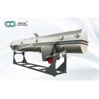 China Rectilinear Vibrating Fluid Bed Dryer Stainless Steel Boiling FD - ZLG for all materials for sale