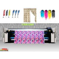 China SAER Hot Sale 1800dpi Max Resolution Digital Textile Printing Machine With Three Epson 4720 Head for sale