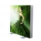 Advertising LED Light Box Backlit Frameless Led Fabric Light Reinforced Struction for sale