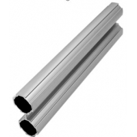 China AL-BB Aluminium Alloy Pipe 6063-T5 For Logistic Equipment Assembly for sale