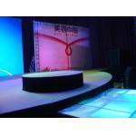 Q195 Steel Rotating Mechanical Staging Platform Adjustable Stage Platform for sale