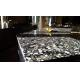 China Black Marinace Stone Slab Countertops Granite Contemporary Kitchen Flooring Wall for sale