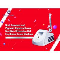 Scar Removal CO2 Fractional Laser Machine 30W Spa Use Beauty Machine for sale