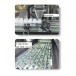 Medical Counting And Packing Machine Multi Vibration Plate Bottle Packaging