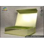 Rigid Paper Cardboard Gift Boxes / Eye Sleep Mask Packaging Box