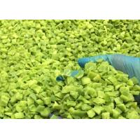 China Diced IQF Frozen Fresh Green Pepper With Delicious Taste OEM Service Available for sale