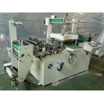 MQ-320A Self Adhesive Sticker Barcode Label Die Cutter Machine for sale