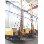 China Surface Exploration BQ 400m / NQ 300m / HQ 160m Crawler Type Core Rig for sale