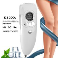 China Permanent IPL Hair Removal Epilator Depilatory ICE Cool Laser Full Body Use for sale