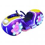 China Fiberglass Kiddie Ride Machines Battery Going Car Plaza Center for sale