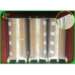 China Mixed Pulp Material Duplex Board Paper Size Customized With One Side Coated for sale