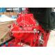 China UL Listed FM Approved NFPA 20 Standard Split Case Fire Pump With Electric Motor Driver for sale