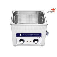 Prawns Lobster JP-040 Industrial Ultrasonic Cleaning Machine 10L Mechanical Knob 240W for sale