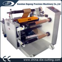 Sticker, Label, Paper, Film, Foam, Non-Woven Roll Slitting Machinery for sale