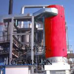 China Vertical Thermal Oil Heating Boiler , Industrial Oil Fired Horizontal for sale