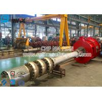 China Firefighting Use Cast Iron Bearing Housing Multistage Vertical Turbine Fire Pump Sets With 1000 Usgpm for sale