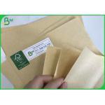 China 50G 80G 90G 100G 120G 200G 300G Test Kraft Liner Paper Board / Corrugated paper for sale