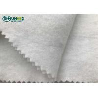 China 100% Polyester Felt Fabric / Insulation Needle Punched Geotextile For Garment for sale