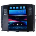 Bluetooth MITSUBISHI Navigator Pajero Android Autoradio Multimedia System With Car Play Mirror Link for sale