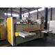 Single Sheet Nail Type Carton Box Making Machine , Carton Box Stitcher Machine for sale