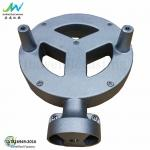 China Replacement Parts Die Cast Aluminum Gas Burner Head for sale